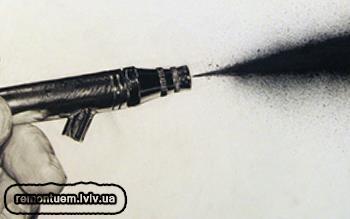 Аерографія Львів