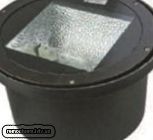 Встановлення грунтових світильників  :: Ціни у Львові