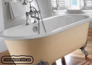 Монтаж чавунної ванни :: Ціни у Львові