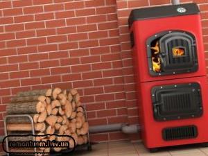 Опалення дровами Львів