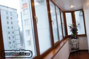 Ремонт балкона у Львові