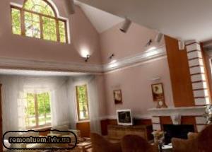 Ремонт будинку, котеджу у Львові