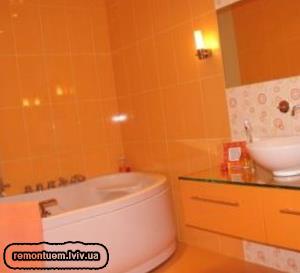 Ремонт ванноі кімнати у Львові