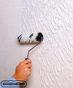 Фарбування стін :: Ціни у Львові