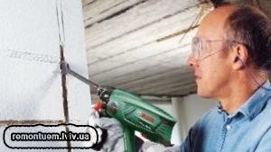 Штроблення стін під провід :: Ціни у Львові